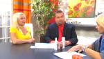V Télé Cindy Cinnamon Jean-Luc Audet Josée Turmel