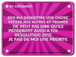 Résolution 2012