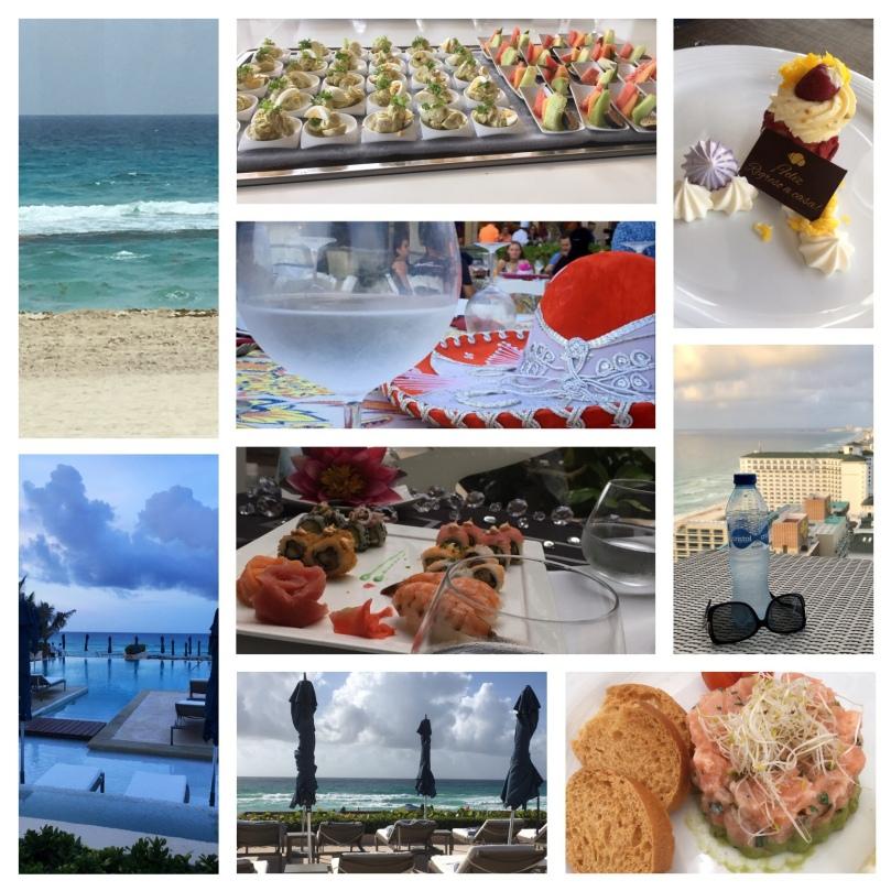 Mes Vacances au Secrets The Vine Cancun